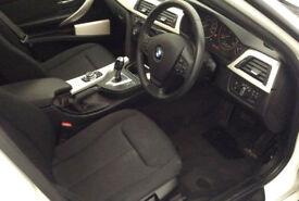 White BMW 320d efficientdynamics 2013 FROM £41 PER WEEK!