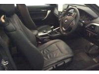 Grey BMW 218 2.0TD 2015 d Luxury FROM £51 PER WEEK!