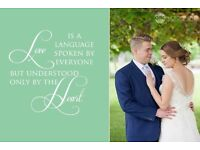 Last minute brides: 20% off limited dates in 2017