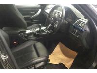Grey BMW 325D 2.0 M Sport Saloon FROM £51 PER WEEK!