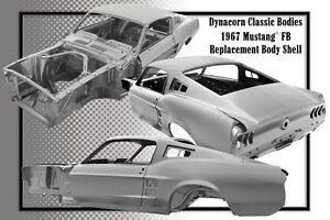 Looking for/Recherche Shell Mustang Fastback 1967