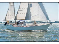 Experience Offshore Sailing.....!!!