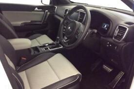 KIA SPORTAGE 2.0 CRDI AWD GT LINE S 4X4 DIESEL FROM £109 PER WEEK!