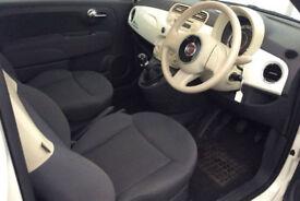 FIAT 500 1.0 1.2 1.3 M/JET BYDIESEL POP LOUNGE SPORT S TWINAIR FROM £20 PER WEEK