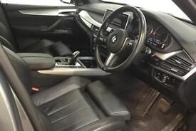 BMW X5 GREY 3.0 30D XDRIVE MSPORT 7 SEAT STATIONWAGON DIESEL FROM £165 PER WEEK!