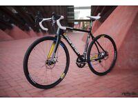 SRAM Force Boardman CX Pro Cyclocross / Gravel / Adventure road bike RRP £1500 Giant Diverge