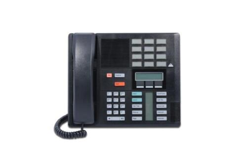 Lot Of (100) Fully Refurbished Nortel M7310 Display Phone Nt8b20 (black)