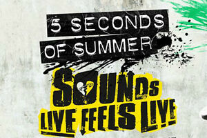 5SOS Sounds Live Feels Live @ Molson Canadian Amphitheater