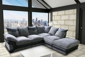 💎💎 Dino jumbo sofa   3+2 seater Grey colour  
