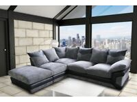 CLEARANCE OFFER ON DINO CORNER SOFAS AVAILABLE IN 3+2 SOFA SET