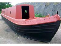 Wanted Narrowboat (Hulls, Shells, Projects)