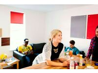 Student Room at Liberty Atlantic Point