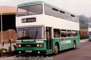 Crosville DOG194 Oswestry Bus Photo Ref P1019