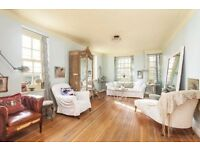 SHORT LET - PRINCE ARTHUR ROAD NW3- TWO DOUBLE BEDROOM - VINTAGE DECOR - LARGE RECEPTION - FURNISHED