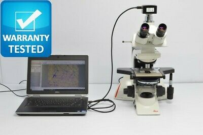 Leica Dm2500 Led Phase Contrast Microscope