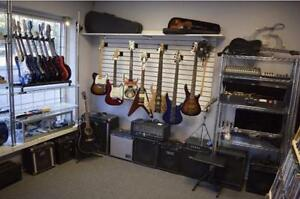 ALL Guitars/Basses/Amps/Music Gear 15% OFF - HOLIDAY Sale! - HBS- Hydrostone 3081 Gottingen St