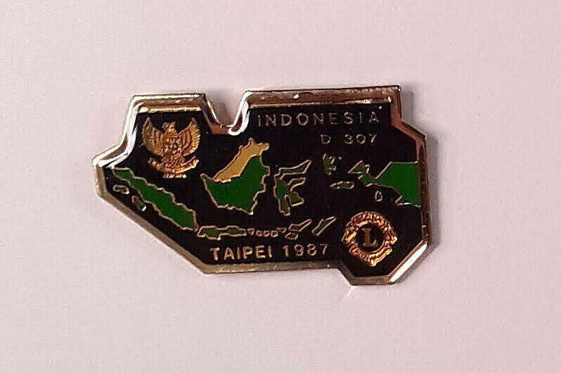 Lions Club - Indonesia Dist 307 - Taipei 1987