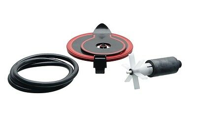 - Fluval 406 Filter Complete Tune Up Kit w/ Impeller, Shaft , Cover & Seal Ring