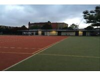 Looking for regular friendly 5-a-side football? Join us Thursday evenings. Up to 90 minutes, only £6