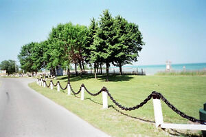 - Heavy mooring chain - home/business decor -  200+ feet Windsor Region Ontario image 3