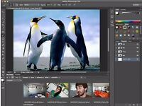ADOBE PHOTOSHOP EXTENDED CS6 for PC/MAC: