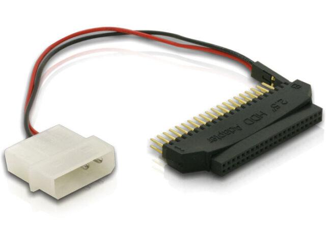 Mini IDE Adapter für Notebookfestplatte an IDE / HDD 2½> 3½ nur Platine