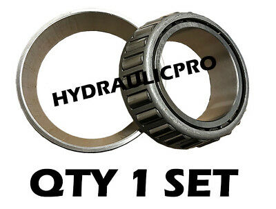 25580 25520 Bearing Race 1 Set Replacement For Timken Skf Others 2558025520