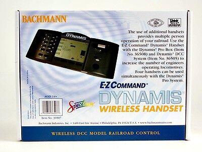 Bachmann EZ Command Control System Digital Dynamis Handset 36507
