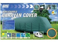 Caravan Cover - Suitable For 21-23ft -