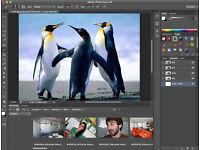 ADOBE PHOTOSHOP CS6 EXTENDED (PC...MAC)