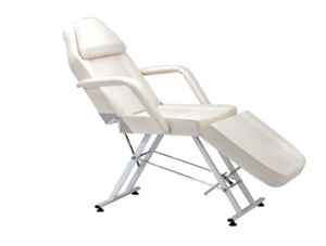 Brand new facial bed and trolley