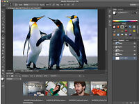ADOBE PHOTOSHOP CS6 EXTENDED 32 or 64bit