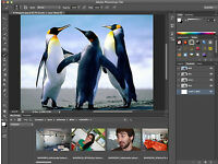 PHOTOSHOP CS6 EXTENDED VERSION MAC/PC