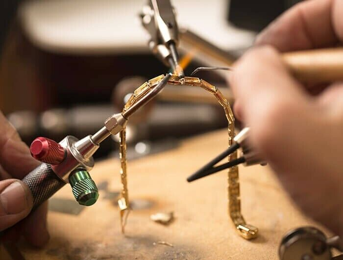 Chain Soldering- Jewelry Repair Service. 10k Gold 14k Gold....