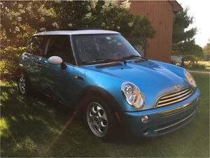 2005 Mini Cooper -- Sackville