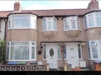 3 bedroom house near Croydon that needs lots of work.