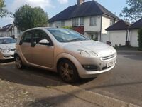 Smart forfour 1.1, semi working condition