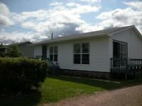 Shediac , 2 bdrm house available till June 1