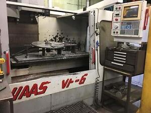 Haas VF-6 CNC Vertical Machining Center