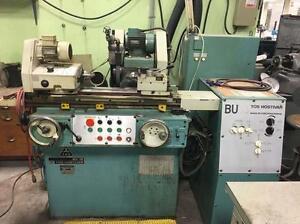 TOS Hostivar BU 16 Cylindrical grinder