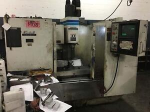 Fadal VMC-40 CNC Vertical Machining Center