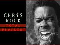 CHRIS ROCK-Total Black Out Tour!! Wembley SSE x 4Tickets