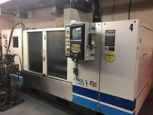 Fadal 6030 CNC Vertical Machining Center