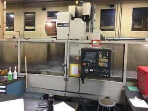 Toshiba Shibaura VMC-85  Vertical Machining Center