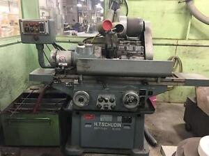 H. Tschudin HTG-400 Cylindrical Grinder