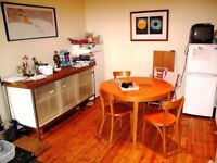 Well organised Double Room Centrally Located in Friendly Houseshare