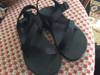 Chaco Unasweep Sandals, Ladies 8 Wide