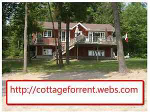 Beautiful Ottawa River Cottage with your own beach-1.5 drive