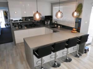 New kitchen Renovations