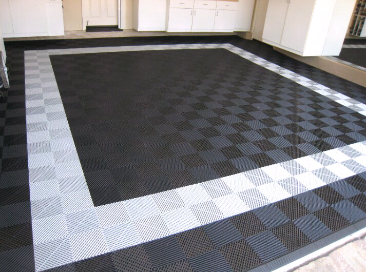 Xtreme Garage Floor Tiles 400 X 400 Single Car Garage
